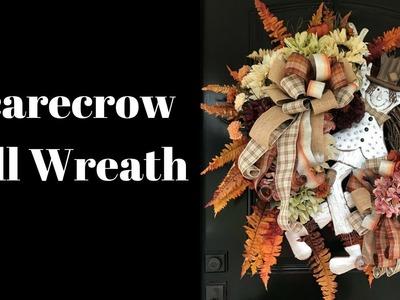 Fall Grapevine Wreath - 2018 Fall Wreath Tutorial