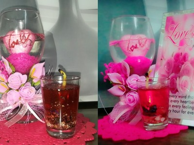 How to make easy making gel candle. Beautiful gel candles tutorial