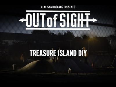 Real presents Out of Sight: Treasure Island DIY