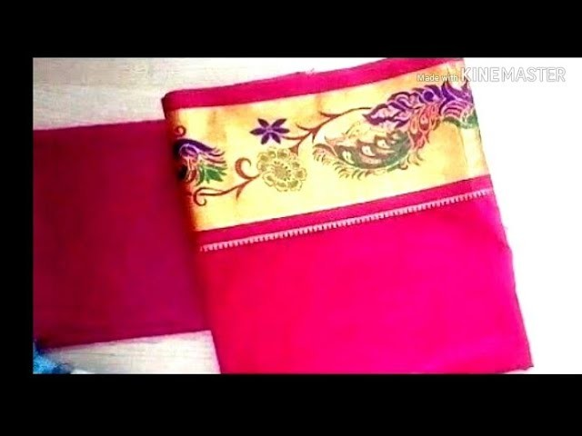 efbb5b27c323f Very beautiful paithani blouse back neck design cutting   stitching ...