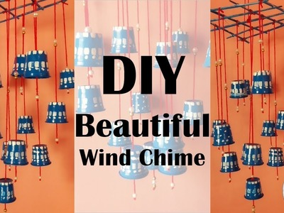 How to make Beautiful wind Chime DIY| Shim's Paper Crafts
