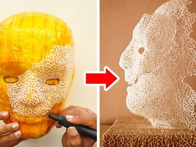THIS 3D PEN ALLOWS YOU TO DRAW IN THE AIR