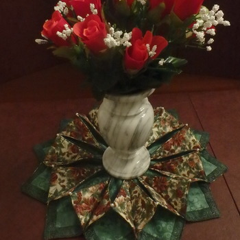 Christmas Table Wreath #5