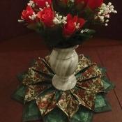 Christmas Table Wreath #5