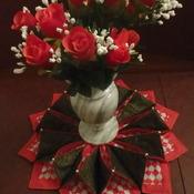 Christmas Table Wreath #7