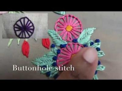 Embroidery 2.Hand Embroidery.Sivakasi Samayal Express 74