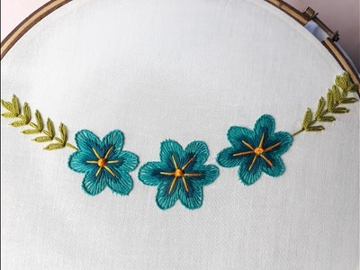 Neck design for dresses   Hand embroidery designs
