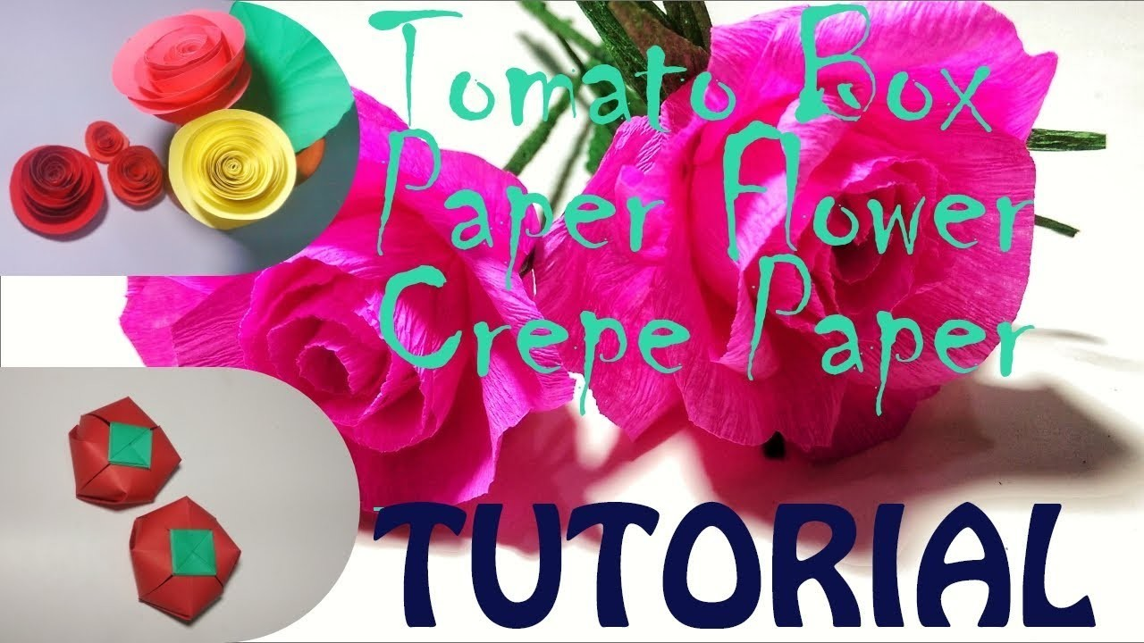 how to make a paper craft step by step
