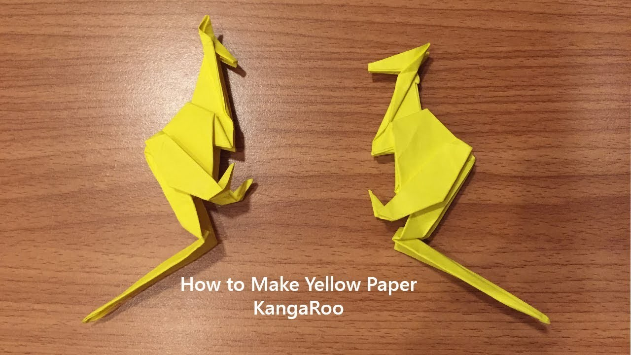 how to make origami art
