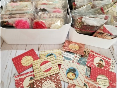 DIY Craft Fair Ideas - Gnomes - Bookmarks - Hot Cocoa Packs - Gift Card Holders