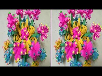 DIY paper craft guldasta 4.0