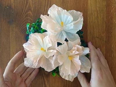 DIY - Whimsical Paper Flowers