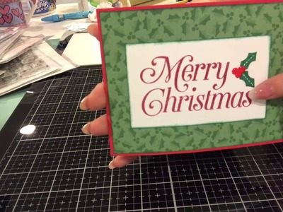 Some crafty hacks and Christmas cards