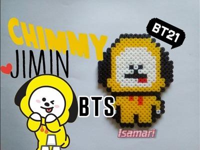 Chimmy BT21 Jimin Bts Hama Beads