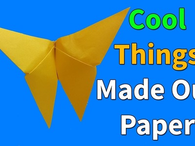 Cool Things Made Out Of Paper Compilation 4