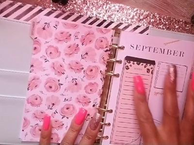 Elle oh Elle gift bags.  and mini planner flipthrough