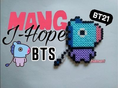Mang BT21  J Hope BTS Hama Beads