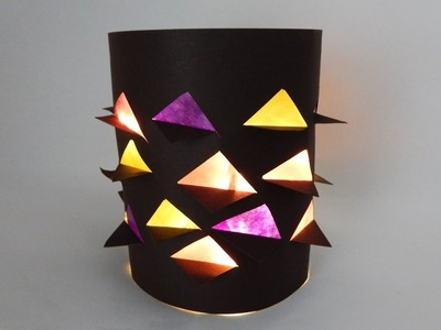 Party decoration lantern DIY LEDs Dekoration Laterne Deco