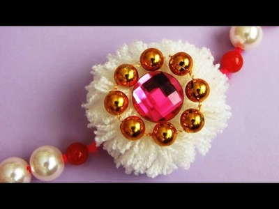 Rakhi making competition ideas || Best idea to make rakhi for competition || Easy to make rakhi idea
