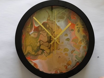 297 Repaint a Cheap Clock to Make It Your Own