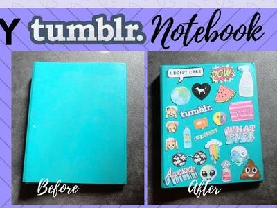 DIY Tumblr Notebook Gampang Banget  DIY Super Easy Tumblr Notebook   Dindaussmi
