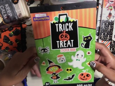 Halloween Craft Haul from Michael's Store - Hocus ???? Pocus Collection