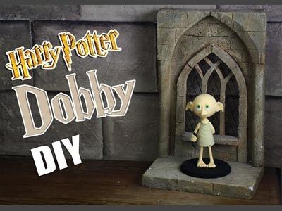 Harry potter Diy.dobby de foamy moldeable