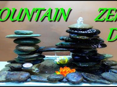 How to make ZEN Fountain very easy. DIY