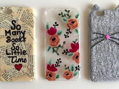 Make Mobile Cover at Home   DIY Mobile Cover   DIY Phone Case Life Hacks
