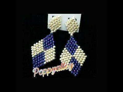 Ball chain craft ideas || Earrings making using ball chain