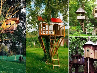 120 of the Best Tree House Ideas | DIY Garden