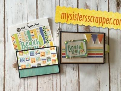 Carta Bella Beach Day Mini Album