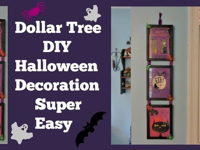 Dollar Tree DIY Halloween ???? Decoration Super Easy