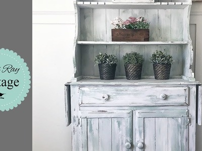 Home Decor | Furniture Distress and Texture