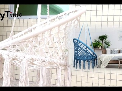 How to Install Hammock Chair?