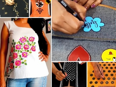 Top 10 best cloth designing ideas for Girls | How to design old clothes at Home