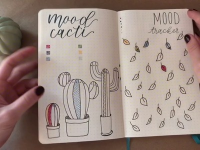 10 TYPES OF MOOD TRACKERS | Bullet Journaling for Mental Health