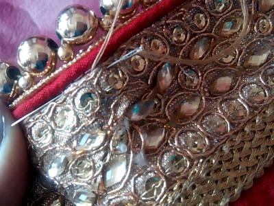 20-Beautify your  dupattas using invisible back stitch(Hindi.Urdu)
