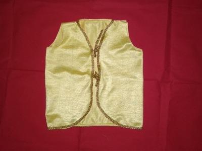 बेबी चोळी || How to make Baby Choli in hindi ||