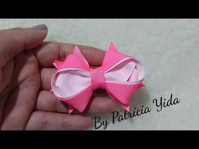 Mini Laço Priscila ❤️ DY ❤️ By Patrícia Yida