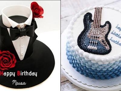 Top 20 Birthday cake decorating ideas - Cake Style 2017 - The most amazing cake decorating videos