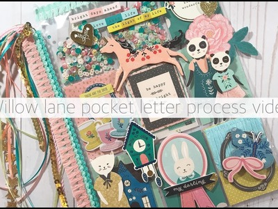 WILLOW LANE POCKET LETTER PROCESS VIDEO
