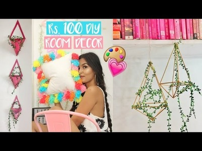 10 Room Decor DIYs under ₹100. Mridul Sharma