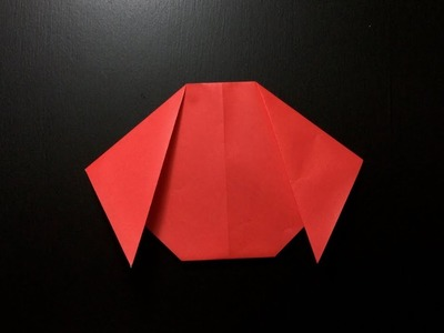 ASMR Silent Traditional Origami Dog Tutorial