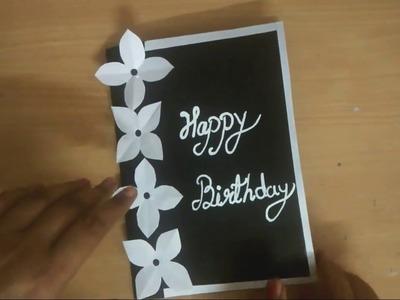 Birthday card. greetings card