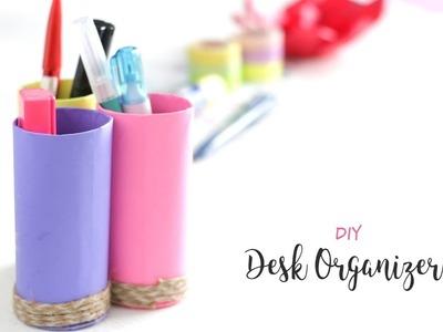 DIY Desk Organizer | Back to school | Ventunoart