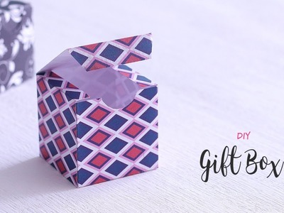 DIY Gift Box | Gift Wrapping Ideas | Handcraft