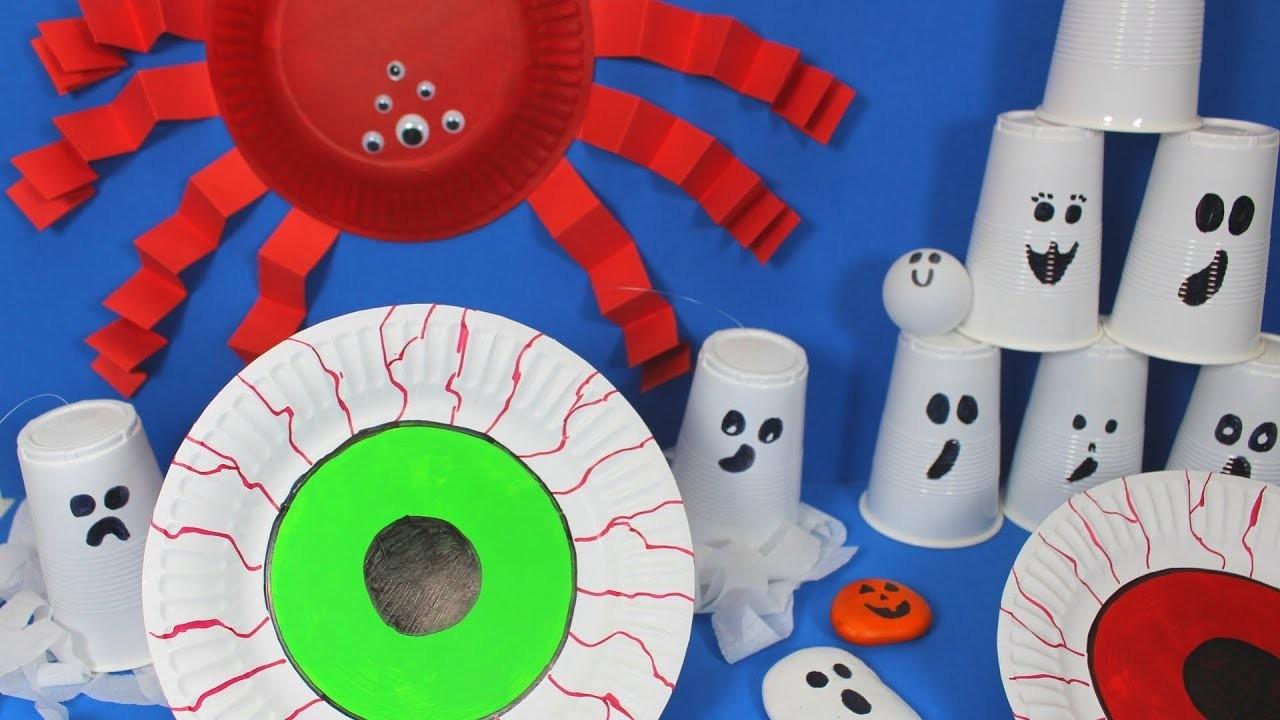 Easy Halloween Crafts for Preschoolers