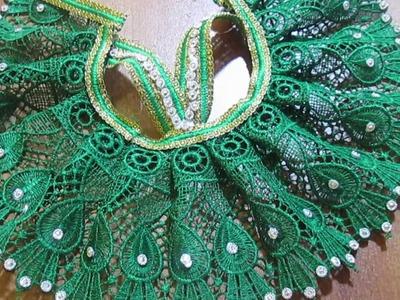 Easy Summer Dress.Poshak For Bal Gopal.laddu gopal.thakurji.krishna.kanha ji ||