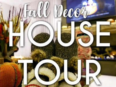 Fall Home Decor - House Tour